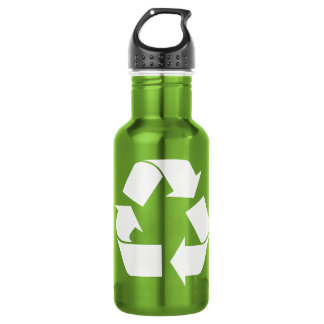 Recycle Logo Liberty Stainless Steel Water Bottle