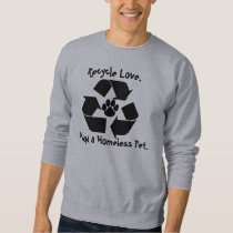 Recycle Love Sweatshirt