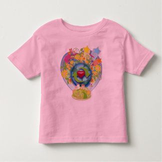 Recycle Love Toddler T-shirt