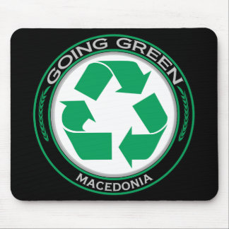 Recycle Macedonia Mouse Pad
