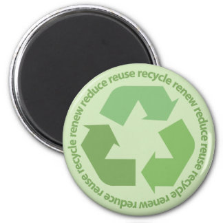 Recycle Magnet Magnets