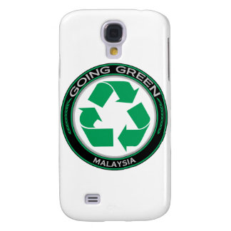 Recycle Malaysia Galaxy S4 Cover