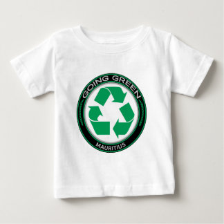 Recycle Mauritius Baby T-Shirt