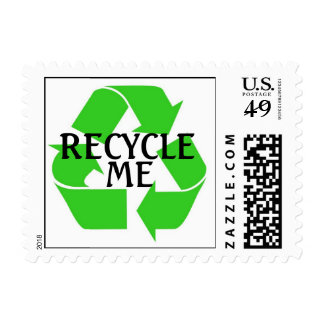 Recycle Me Stamps