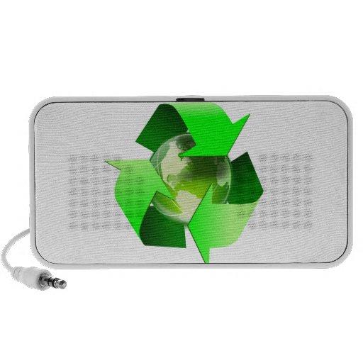 Recycle Mini Speaker