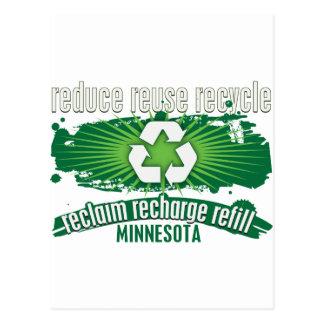 Recycle Minnesota Postcard