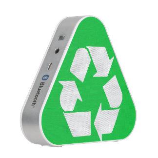 Recycle Monogram Speaker
