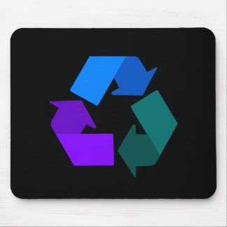 recycle mouse pad