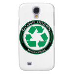 Recycle Mozambique Samsung Galaxy S4 Covers