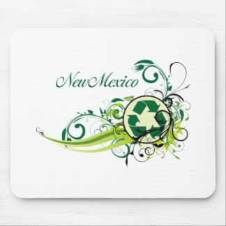 Recycle New Mexico Mouse Pad