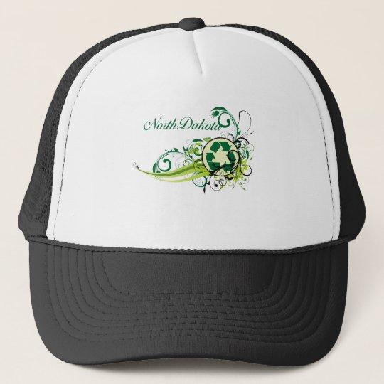 Recycle North Dakota Trucker Hat