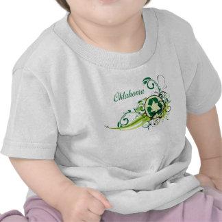 Recycle Oklahoma T Shirts