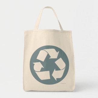Recycle Organic Tote bag