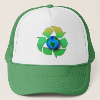 RECYCLE OUR PLANET Series Trucker Hat