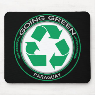 Recycle Paraguay Mouse Pad