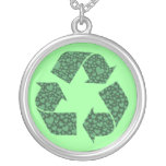 RECYCLE PERSONALIZED NECKLACE