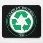 Recycle Peru Mouse Pad
