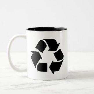 Recycle Pictogram Mug