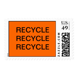 RECYCLE POSTAGE