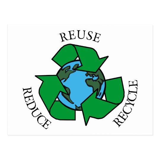 Recycle Postcard