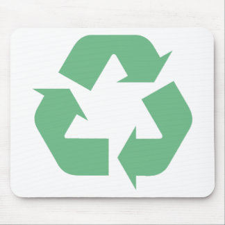 Recycle Products & Designs! Mouse Pad