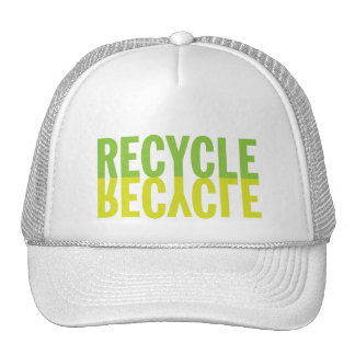 Recycle Recycle Trucker Hat
