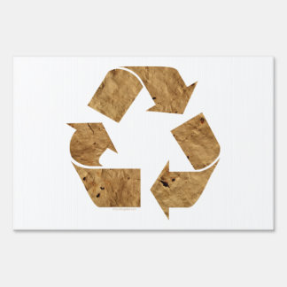Recycle, Recycling Sign