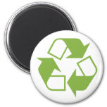 Recycle Refrigerator Magnets