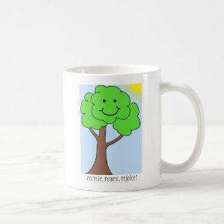 Recycle, Renew, Rejoice Mug