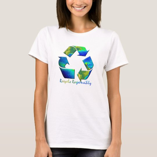 Recycle Responsibly T-shirt