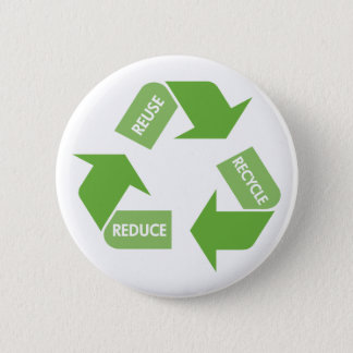 Recycle Reuse Reduce Button