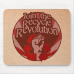 Recycle Revolution Mouse Pads