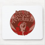 Recycle Revolution Mousepad