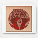 Recycle Revolution Mousepads