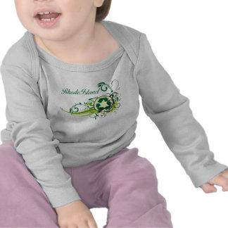 Recycle Rhode Island T Shirt