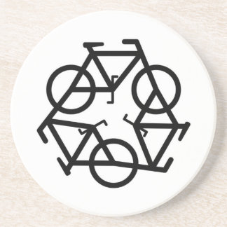 Recycle Sandstone Coaster