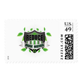 Recycle Shield Postage