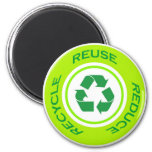 Recycle sign - Magnet