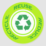 Recycle sign - Sticker