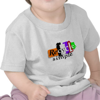 Recycle.simple. T-shirts and Gifts