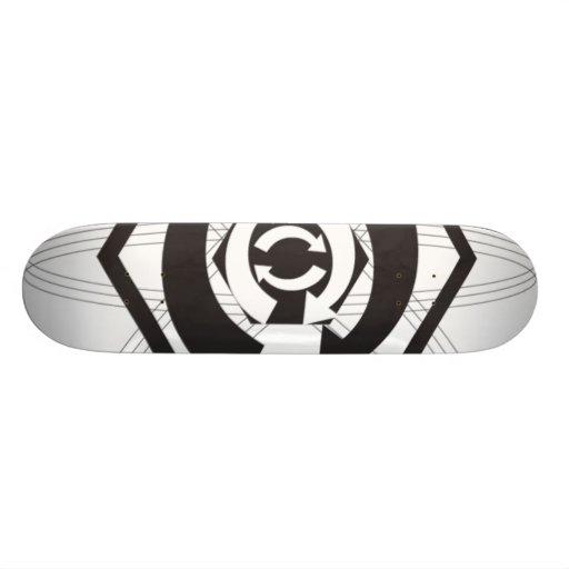 recycle skate deck