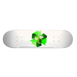 Recycle Skateboard