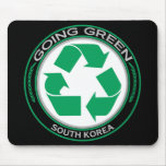 Recycle South Korea Mouse Pad