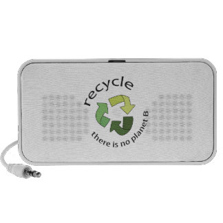 RECYCLE MP3 SPEAKERS