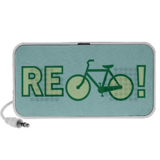 ReCycle iPod Speakers