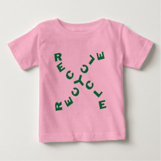 Recycle Spin Baby T-Shirt