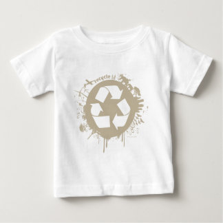 recycle splat baby T-Shirt