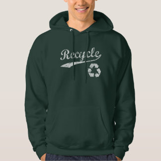 Recycle Sport Style Hoodie