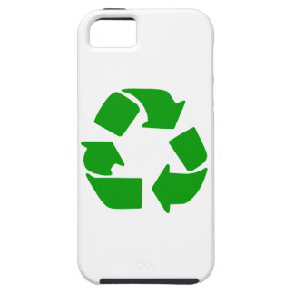 Recycle Symbol iPhone 5 Covers