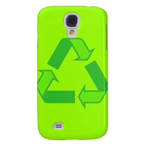 Recycle Symbol Design Samsung Galaxy S4 Case